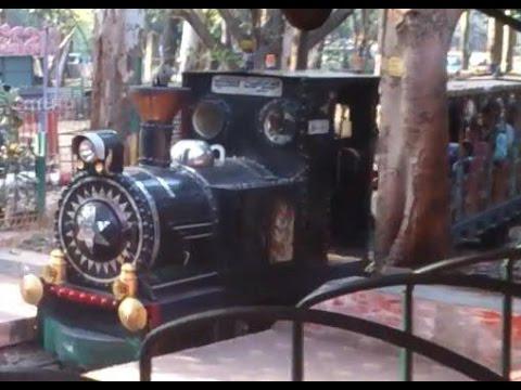 Bangalore Cubbon Park Train