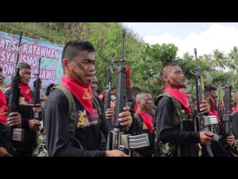 NPA Battalion at National Peace Assembly