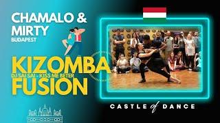 IS IT THE BEST KIZOMBA REMIX ? DJ SAI SAI - KISS ME BETTER  LEARN A LIFT WITH CHAMALO & MIRTY