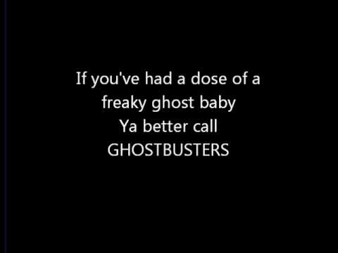 Ray Parker Jr - Ghostbusters Lyrics