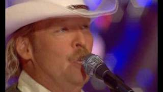 "Alan Jackson  -  ""Im A One Woman Man"""
