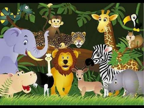 Godfy Dios Hizo los Animales Musica Infantil Cristiana  YouTube