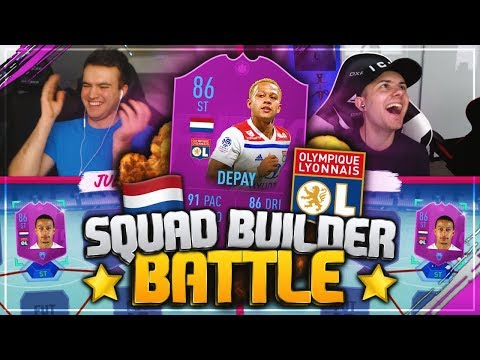 FIFA 19: 86 SBC DEPAY Squad Builder Battle vs GamerBrother! 😱🔥