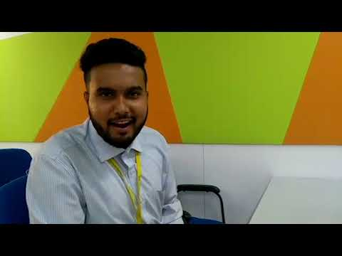 Mr. Sandeep Abhange student of Masters in Global Financial Markets at BSE describing his experience!