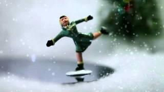 Barclay Christmas Figurines