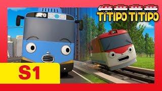 Titipo bölümleri Derleme (60 dakika) l 1~5 Derlemesi türkçe izle l Titipo YENİ film l Küçük Titipo