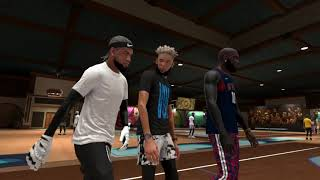 COMP STAGE ISN'T EASY NBA 2K21 COMP STAGE GAMEPLAY
