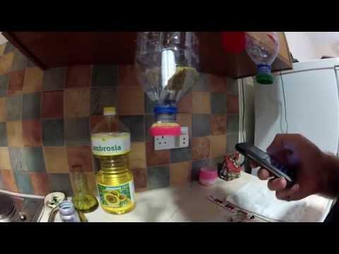 DIY - Automatic Aquarium Fish Food Feeder In 5 Minutes