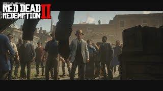 Red Dead Redemption 2 - Goodbye Dear Friend - Gameplay & Walkthrough! Pt. 19