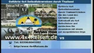 4x4Reisen eine Webefilm von DHD24  über den Reiseveranstalter 4x4Reisen.de