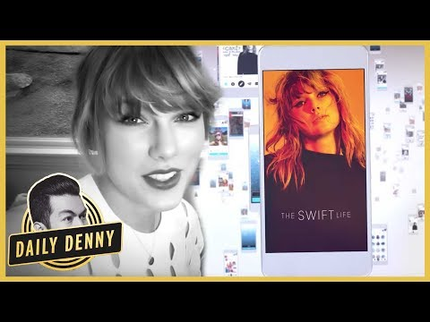 Taylor Swift Previews 'The Swift Life' App & Here's Why Swifties Will Love It | Daily Denny Mp3
