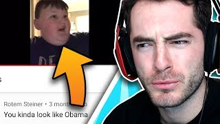 He Kinda Looks Like Obama (Young People YouTube #1)