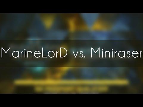 MarineLorD vs. Miniraser [FIXED] - TvZ - Copa Intercontinental EU Passport Qualifier #1