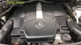 Mercedes 200,000 Miles Oil Change | ML500 | W164