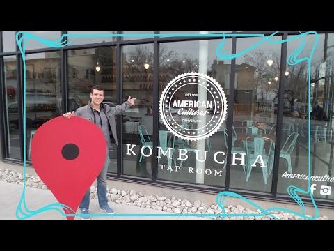 Kombucha Cafe Denver