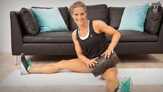 Workout für Läufer – Ausgleich zum Outdoor Sport mit Corinna Frey
