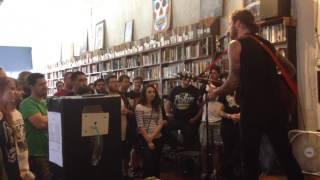 matt evans (old flings) - grip - CMC - Fest 12 - gainesville, florida
