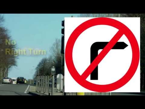 63 Road Signs   Highwaycode UK