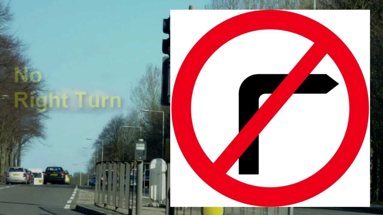 63 Road Signs Highwaycode Uk Youtube