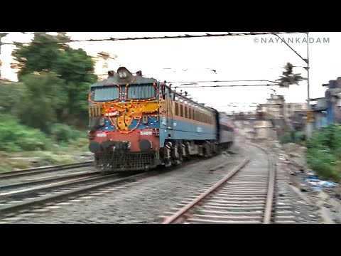 Women's Day Special: Decorated Deccan Queen Express with All Woman Staff