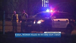 Apd Investigating Deadly Hit And Run Along Sh 71 In Southeast Austin