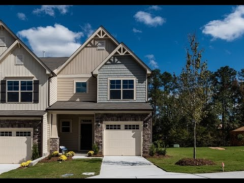 The Columbia | New Homes in Durham, NC | Hope Valley Ridge by Eastwood Homes