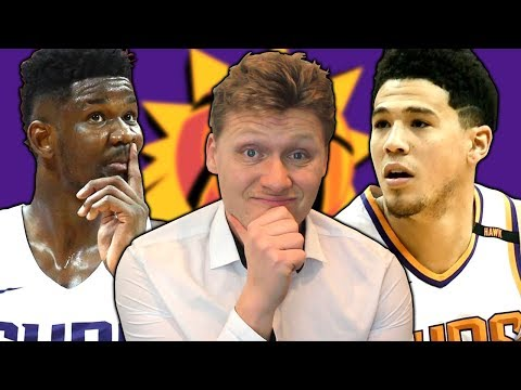 REBUILDING THE PHOENIX SUNS! NBA 2K18