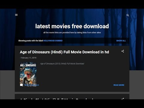 free download hollywood latest movies