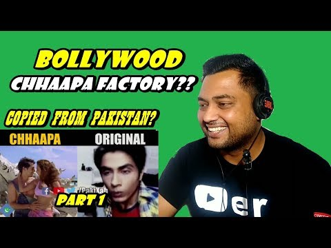 Welcome to BOLLYWOOD : World's biggest CHHAAPA factory (PART 1) | Indian Reactions