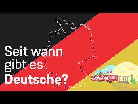 Seit wann gibt es Deutsche? Nation und Identifikation