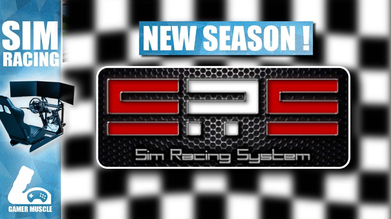 sim racing system new season youtube. Black Bedroom Furniture Sets. Home Design Ideas