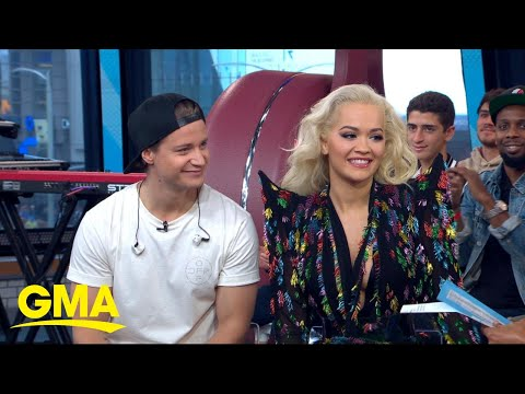 Rita Ora And Kygo Dish On The Making Of 'Pokemon Detective Pikachu' | GMA