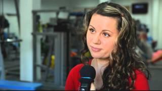 Как я похудела в тренажерном зале  История  Татьяны Зотовой