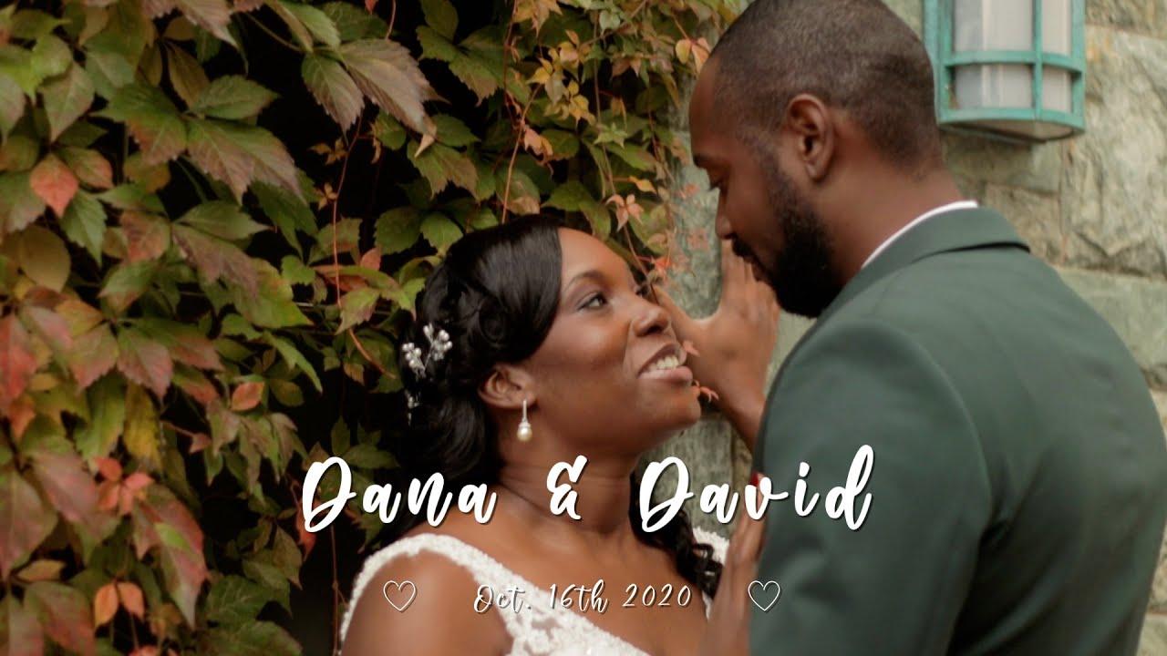 Dana & David Yates Wedding Highlight Film | 10.16.2020 | Old Town, Alexandria, VA |