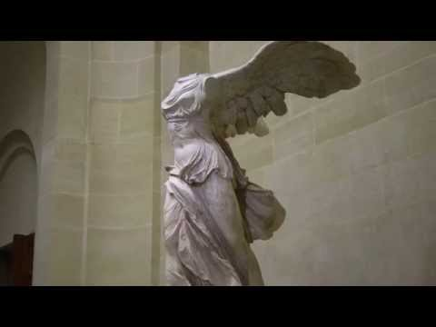 The Winged Victory of Samothrace, Louvre Museum MUST SEE