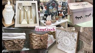 OMG HOMEGOODS HAS FALL HOME DECOR! SHOP WITH ME!