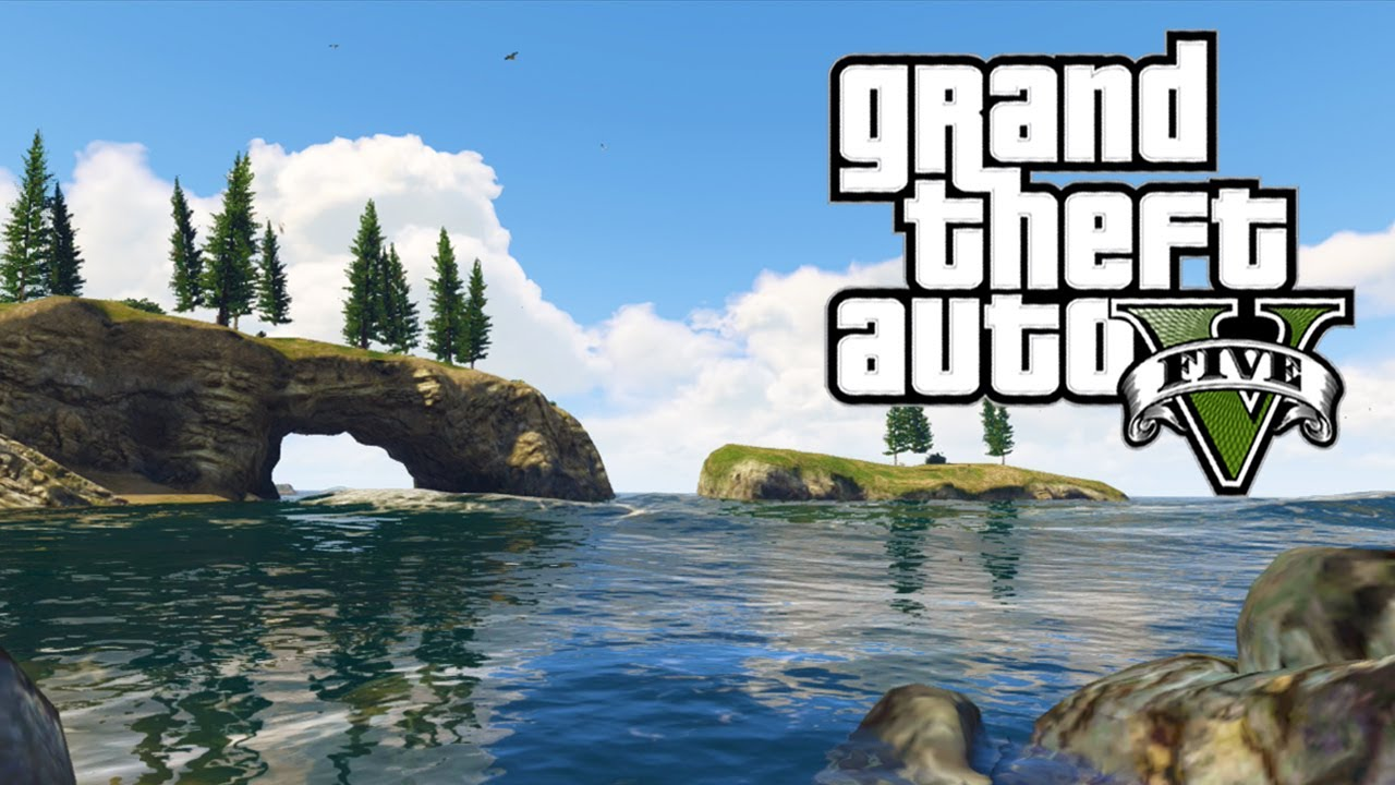Places in gta 5 episode 1 awesome locations in gta v youtube