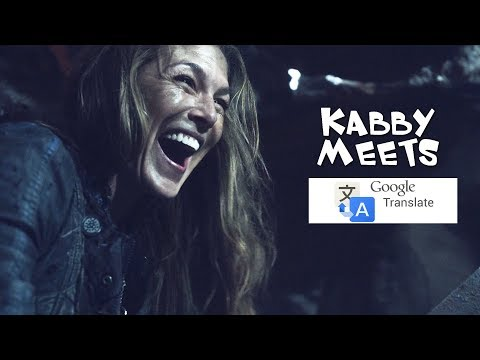Kane & Abby | Kabby meets Google Translate