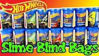 Hot Wheels Slime Race Big Wheels Full Case
