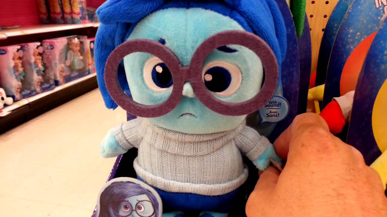 Inside Out Talking Plush Toys At Target Youtube