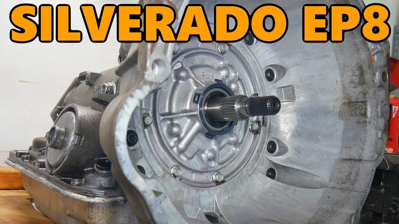 2007 Silverado Transmission Reassembly  4l60e Rebuild   Ep