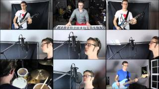 Shut Up And Dance - Walk The Moon [ONE MAN BAND COVER] by Sam Brown