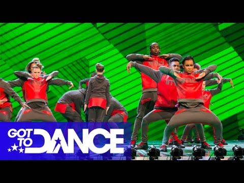 IMD | Kimberly's Live Show | Got To Dance 2014