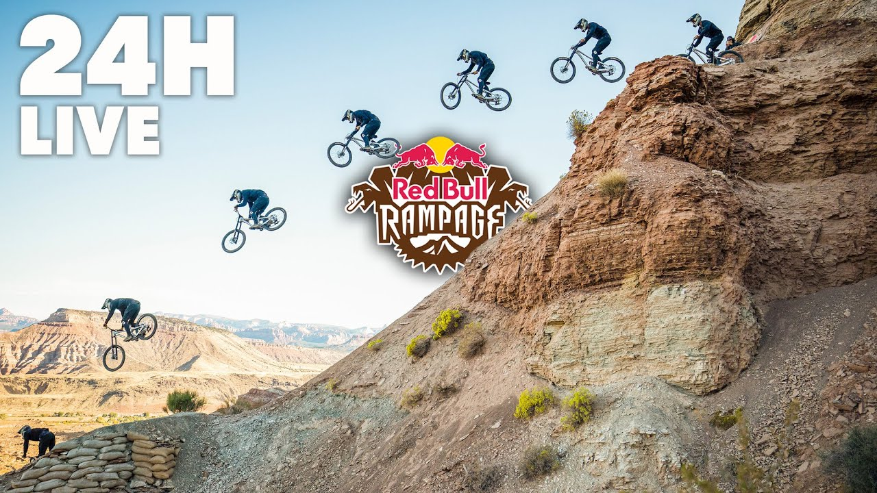 Download 24 Hours Live: Best of Red Bull Rampage Signature Series