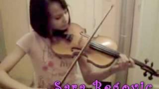 W. A. Mozart Rondo alla Turca Sara Begovic (10) violin solo