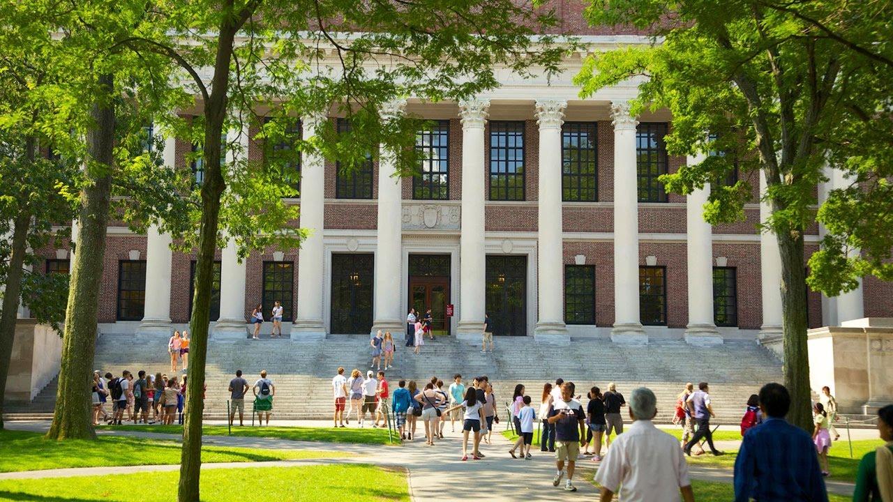 Harvard University Campus Harvard University Campus Tour Youtube
