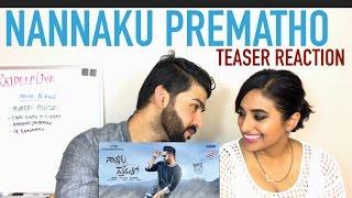 Nannaku Prematho Trailer Reaction   Telugu   by RajDeep