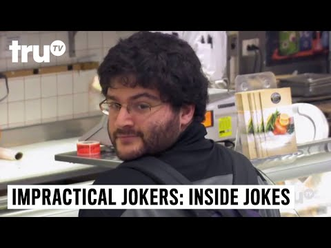 Impractical Jokers: Inside Jokes - Q and Joe