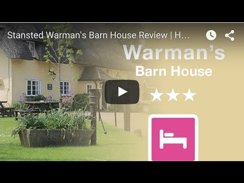 Stansted Airport Warman's Barn House | Holiday Extras