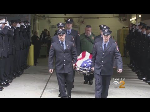 FDNY Family Prepares For William Tolley's Wake, Funeral